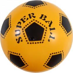 Super labda, 22 cm sárga Játéklabda