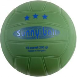 Sunny Ball strandlabda, 15 cm zöld Játéklabda