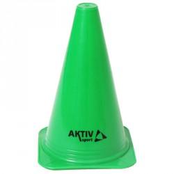 Aktivsport Labdarúgó bója 23 cm zöld Sportszer Aktivsport
