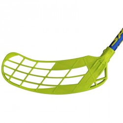 Floorball ütő Salming Matrix Fluo Green balos 96 cm Sportszer Salming