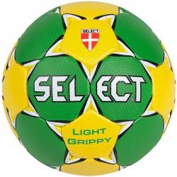 Kézilabda Select Light Grippy zöld-sárga Sportszer Select