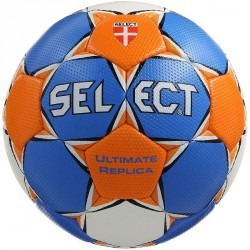 Kézilabda Select Ultimate Replica kék - fehér - narancs Sportszer Select