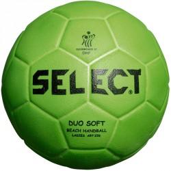 Strandkézilabda Select Duo Soft zöld Sportszer Select