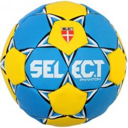 Kézilabda Select Phantom sárga-kék méret: 0 Labdák Select