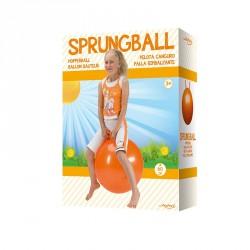 Kenguru labda 60 cm narancssárga Sportszer
