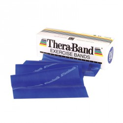 Gumiszalag Thera-Band kék 1,5 m extra erős Sportszer Thera-Band