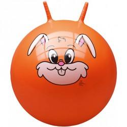 Kenguru labda 50 cm nyúl mintával Sportszer