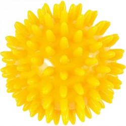 Thera-Band masszírozó labda 8 cm tüskés sárga Sportszer Thera-Band