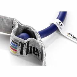 Thera-Band gumikötél fix fogantyúval 1,4 m kék extra erős Sportszer Thera-Band