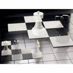 Kültéri sakktábla 120x120 cm Játék Drenco