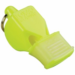 Síp, Fox 40 CMG, fogvédővel, neon sárga sípzsinorral Sportszer Fox 40 International Inc.