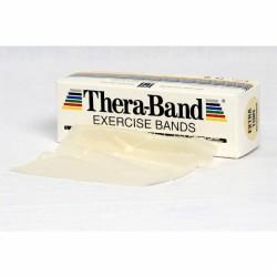 Gumiszalag Thera-Band bézs 5,5 m extra vékony Sportszer Thera-Band
