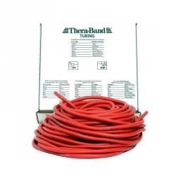 Gumikötél Thera-Band piros 30,5 m közepes Sportszer Thera-Band