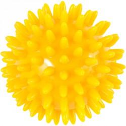 Thera-Band masszírozós labda 78 mm tüskés sárga Sportszer Thera-Band