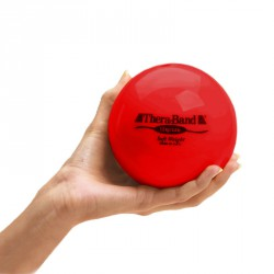 Thera-Band súlylabda 1,5 kg piros Sportszer Thera-Band
