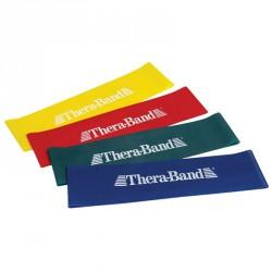 Thera-Band gumiszalag hurok 45,5 cm zöld erős Sportszer Thera-Band
