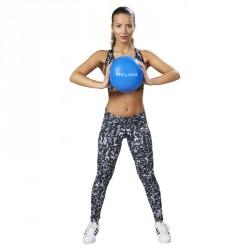 Trendy Melina Pilates labda 25 cm kék Sportszer Trendy