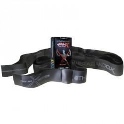 Thera-band CLX Consecutive Loop 2,2 m szuper erős, fekete Sportszer Thera-Band