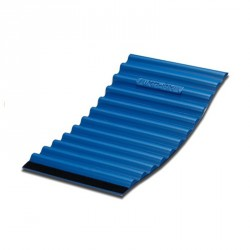 Wrap tépőzáras rögzítéssel Thera-Band masszázs hengerhez extra kemény, kék Sportszer Thera-Band