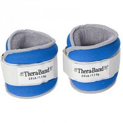 Tépőzáras csuklósúly Thera-Band 1,1 kg kék Sportszer Thera-Band