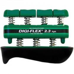 Kéz-és ujj erősítő Digi-Flex zöld Sportszer Thera-Band