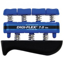 Kéz-és ujj erősítő Digi-Flex kék Sportszer Thera-Band