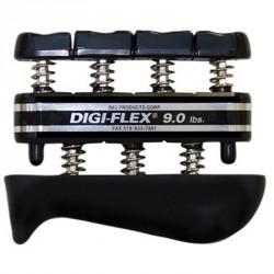 Kéz-és ujj erősítő Digi-Flex fekete Sportszer Thera-Band