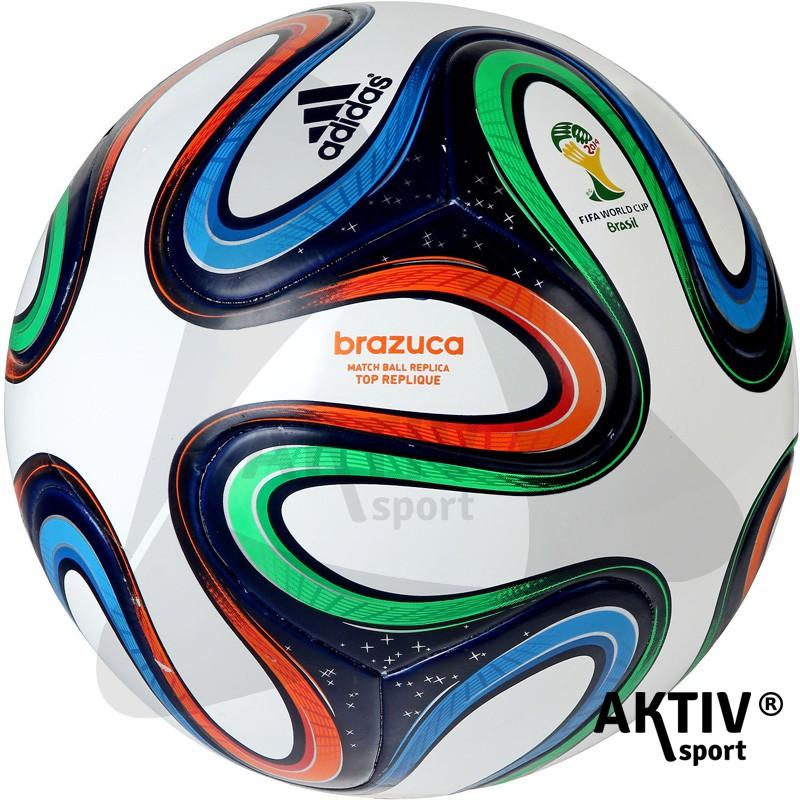 Focilabda Adidas Brazuca Top replika G73622 - Futball labda ... afa6451c38