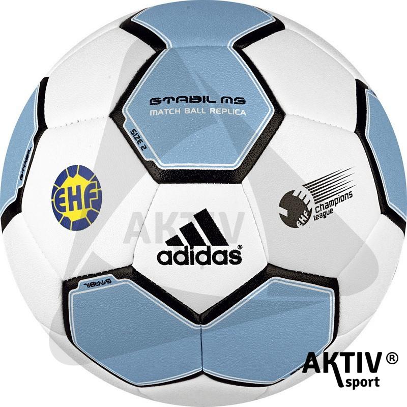 c535635da8 Adidas E41659 Stabil MS III, ffi 3 kézilabda, white/argentina blue ...