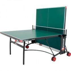 Sponeta S3-86i zöld beltéri ping-pong asztal fekete lábakkal Sponeta ping-pong asztal Sponeta