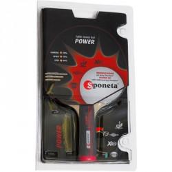 Ping-pong ütő Sponeta Power Sportszer Sponeta