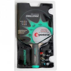 Ping-pong ütő Sponeta Challenge Black Friday Sponeta