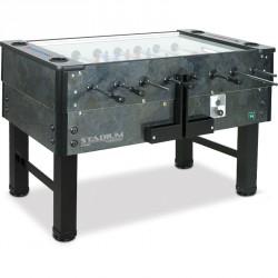 Csocsóasztal Longoni Stadium Pro VS érmevizsgálóval beltéri Csocsóasztal érmevizsgálóval Longoni