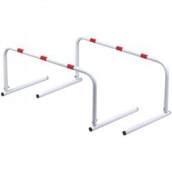 Mini gát fém 100 cm-es (60-70-80-90 cm állítható magasság) Sportszer