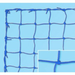 Védőháló, 7x7 cm olasz 3,5mm, kék kültéri, 33010013 Sportszer FAR