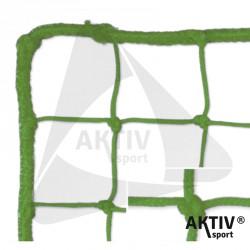 Védőháló 10x10 cm, olasz, 5 mm zöld 33010014 Sportszer FAR