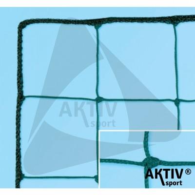 Védőháló, 13x13 cm, olasz 3 mm, zöld 33190009