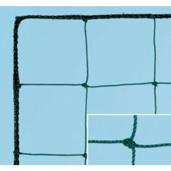 Védőháló, 13x13 cm, 2,8mm, olasz, zöld 33190122, 54 g/m2 Sportszer FAR