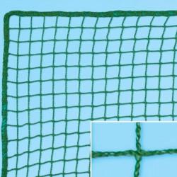 Labdafogóháló golfhoz 25x25 mm körkötött 1,5 mm zöld Sportszer FAR