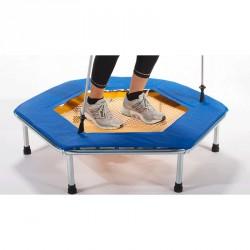 Trimm Tramp trambulin acél rugókkal Sportszer Eurotramp