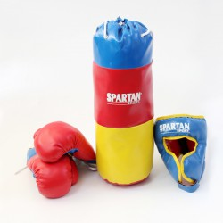 Boxkészlet 3 részes Sportszer Spartan