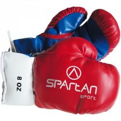 Boxkesztyű amerikai design S Sportszer Spartan