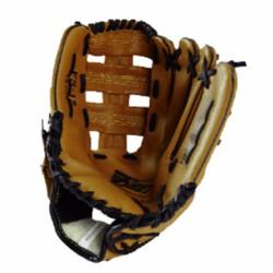Bőr baseball kesztyű balkezes Sportszer