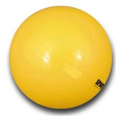 Gimnasztikalabda Power 45 cm sárga Sportszer Spartan