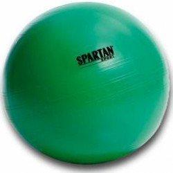 Gimnasztikai labda Power 65 cm zöld Sportszer Spartan
