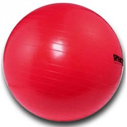 Gimnasztikai labda Power 95 cm piros Sportszer Spartan