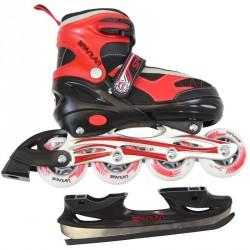 Görkorcsolya és jégkorcsolya Inline Sportszer Spartan