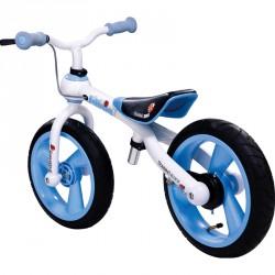 JD FirstBike tanulóbicikli kék Pedál nélküli járművek Spartan