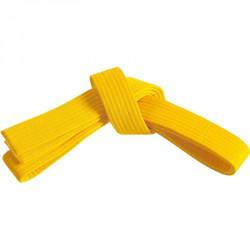 Judo öv sárga Sportszer Spartan