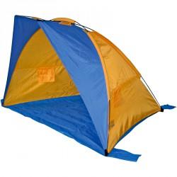 Strandsátor kék-sárga Sportszer Spartan